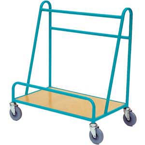 Board Trolley 200kg capacity