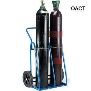 Cylinder Storage Racks Gas Bottle Trolleys Stands