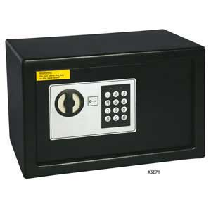 Keypad Electronic Safes wall or floor fixed