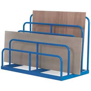 Staggered Height Sheet Rack with 4 compartments Request a call back