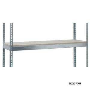 Extra Shelves for H/D Galvanised Just Shelving
