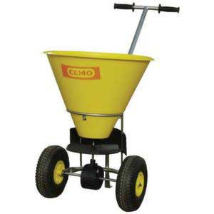 Stainless steel Salt Spreader with medium size hopper