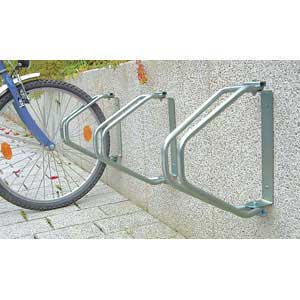 Wall Mounted Bicycle Rack