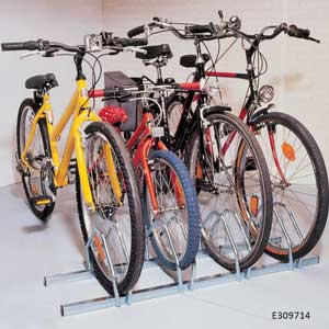 Bicycle Racks for 3, 4 or 5 Bikes