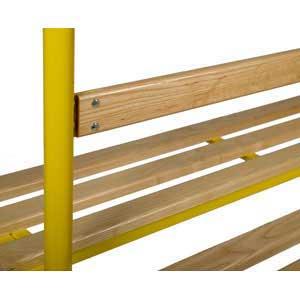 Club Range Accessories - Ash Backrest for Double Bench