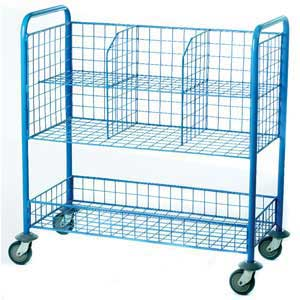 Post Room Trolley