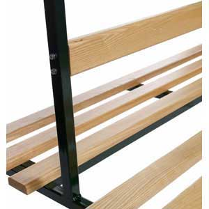 Evolve Accessories - Ash Backrest for Duo & Solo Benches
