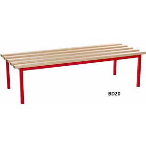 Evolve Mezzo Double Sided Changing Room Bench