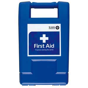 Alpha Box Catering First Aid Kits