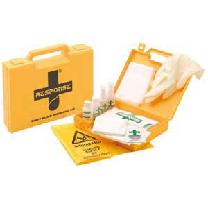 Response Body Fluid Disposal Kit