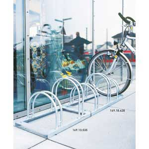 Hoop Bicycle Racks