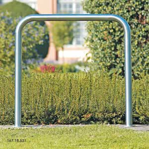 Stainless Steel Bike Hoops