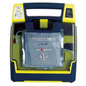 Powerheart AED G3 Plus Fully Automatic Defibrillator