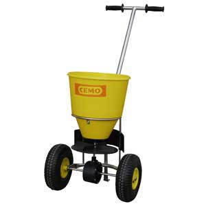 Stainless Steel Salt Spreader 20ltr capacity - 1-4m spread