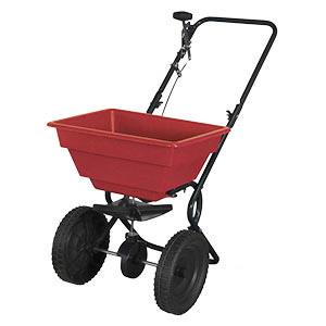 Sealey 27kg Lightweight Walk Behind Broadcast Salt Spreader