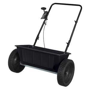 Sealey 27kg Walk Behind Drop Salt Spreader