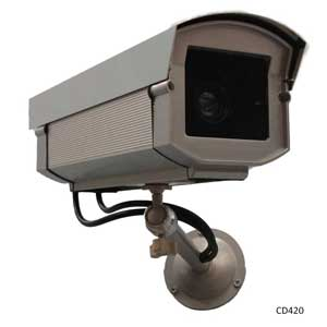Professional Outdoor Replica CCTV Camera