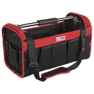 Sealey Nylon Open Top Tool Storage Bag