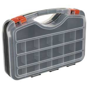 Sealey Small Parts Assortment Box 42 Compartments