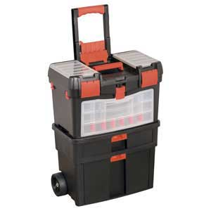 Sealey Tool Chest Trolley with Tote Tray