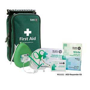 AED Responder Kit Request a call back