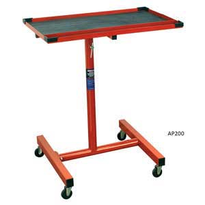 Mobile Height Adjustable Workstation