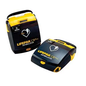 Lifepak CR Plus Fully Automatic Defibrillator