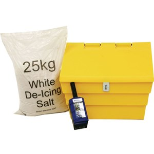 Mini Salt and Grit Bin 50L