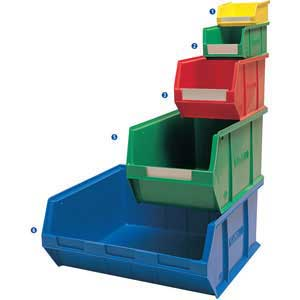 Standard Polypropylene Containers