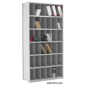 Stormor Adjustable Pigeon Hole Racking Request a call back