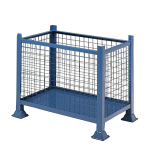 1 Tonne Mesh or Steel Box Pallets