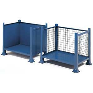 1 Tonne Open Fronted Pallets