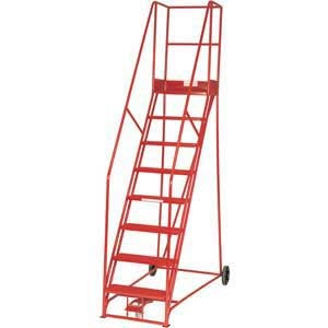 Foot Lock Mobile Safety Steps 3 to 8 treads