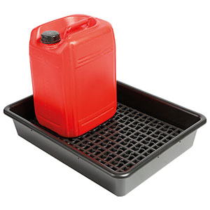 25 litre Vessel Containment Sump Units