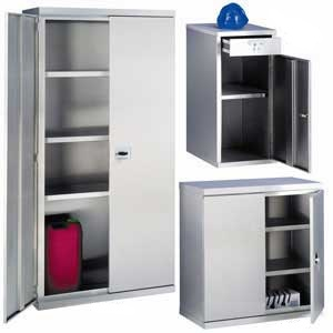 Double door Stainless steel Cabinet 1800x880x420