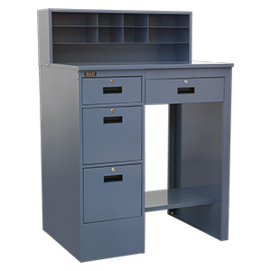 4 Drawer Industrial Workstation