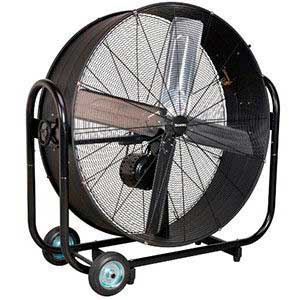 "Sealey 42"" Industrial High Velocity Drum Fan"