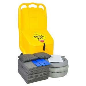 70 litre Compact Mobile Spill Kits