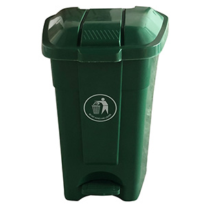 70 litre Wheeled Pedal Bin with FREE UK Delivery