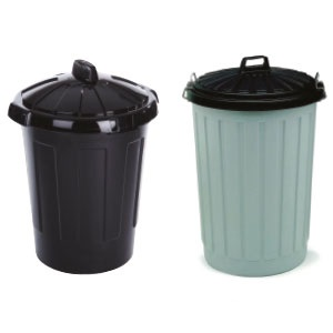 80 and 90 Litre Dustbins