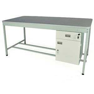 840mm High Open MFC Worktop Mailroom Workbench