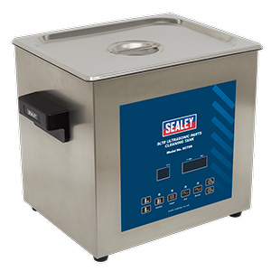Ultrasonic Parts Cleaning Tank 9 litre