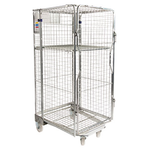 Nesting Roll Cages, Cage Trolleys, Roll pallets