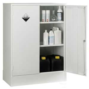 Acid hazardous storage cabinet