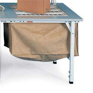 Add-on table (one leg frame) for Packing Station