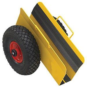 Adjustable width Board & Panel Trolley with Twin Wheels