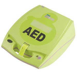 AED Semi-Automatic Plus Defibrillator