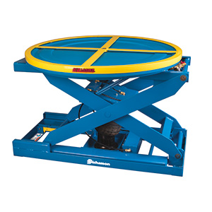 Air Operated Pallet Level Loader 1,814kg capacity with FREE UK Delivery