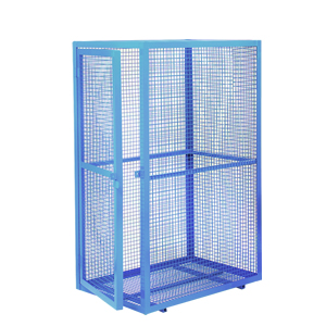 All Welded Steel Mesh Security Cages