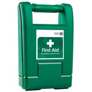 Alpha Box Workplace First Aid Kits